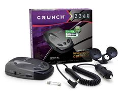 Купить радар-детектор (антирадар) Crunch 2260 STR от производителя, недорого с доставкой.