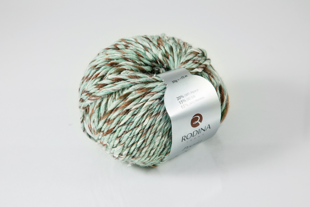 DARCY Fashionbox by Rodina Yarns