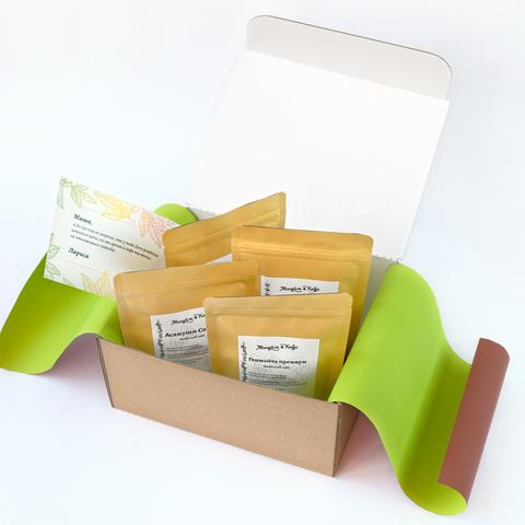 Подарочный набор с японским чаем