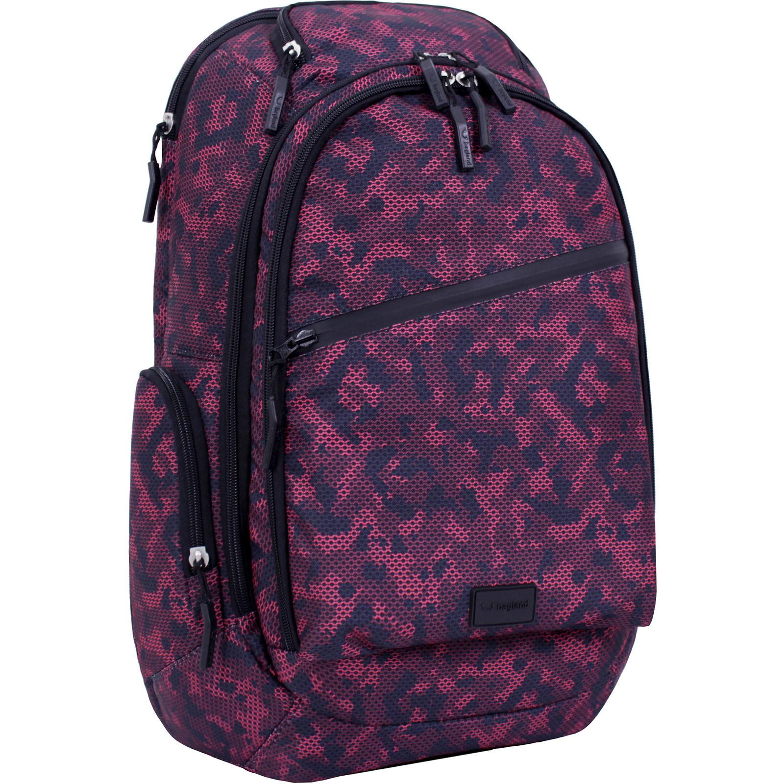 Большие рюкзаки Рюкзак для ноутбука Bagland Tibo 23 л. 466 (00190664) IMG_3862_суб.466_.JPG