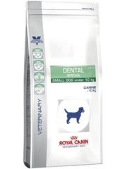 Корм для собак мелких пород, Royal Canin Dental Special Small Dog DSD25, гигиена полости рта и чистка зубов