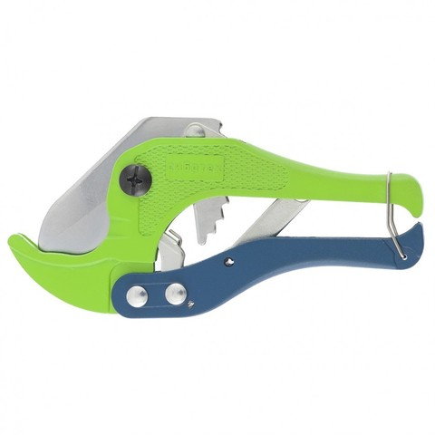 Ножницы для резки изделий из пластика, порошковое покрытие, D до 42 мм Сибртех