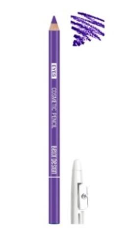 BelorDesign Карандаш контурный PARTY для глаз тон № 4 фиолетовый