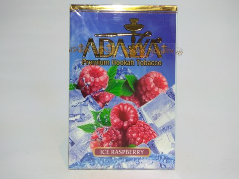 Табак для кальяна ADALYA Ice Raspberry 50 g