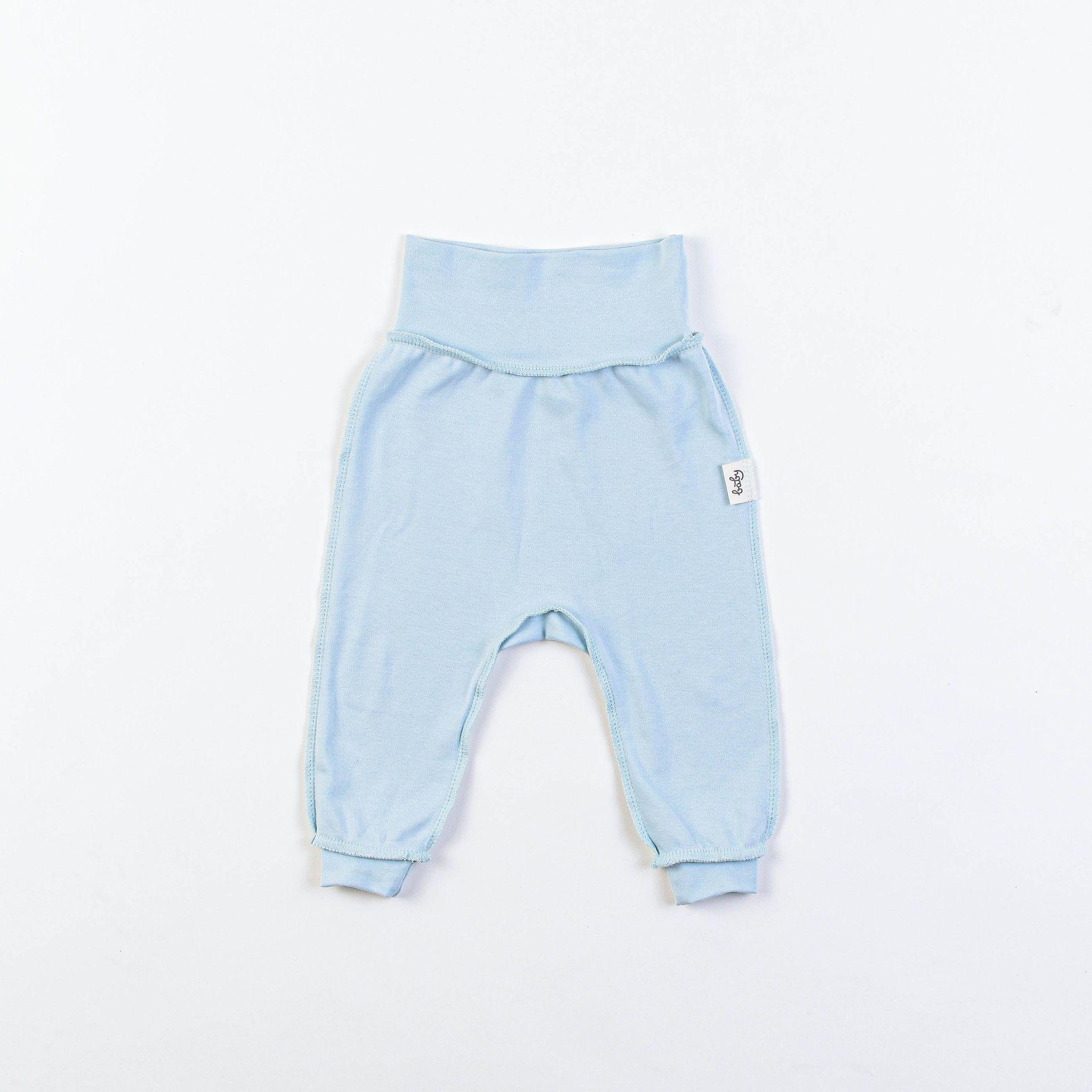 Leggings 0+, Aqua