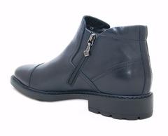 Кожаные ботинки Luca Guerrini 9712 на меху