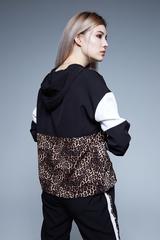 Спортивный костюм с леопардовым принтом Nadya