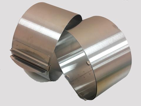 Кольца раздвижные для выпечки D16-30 H8 см, комплект 2шт