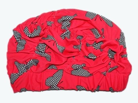 Шапочка для плавания текстильная объёмная: BZ-В