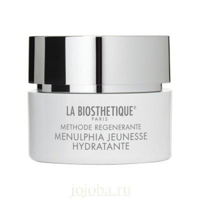 La Biosthetique Methode Regenerante: Регенерирующий увлажняющий крем для лица (Menulphia Jeunesse Hydratante), 50мл/200мл