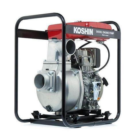 Мотопомпа KOSHIN SEY-80D