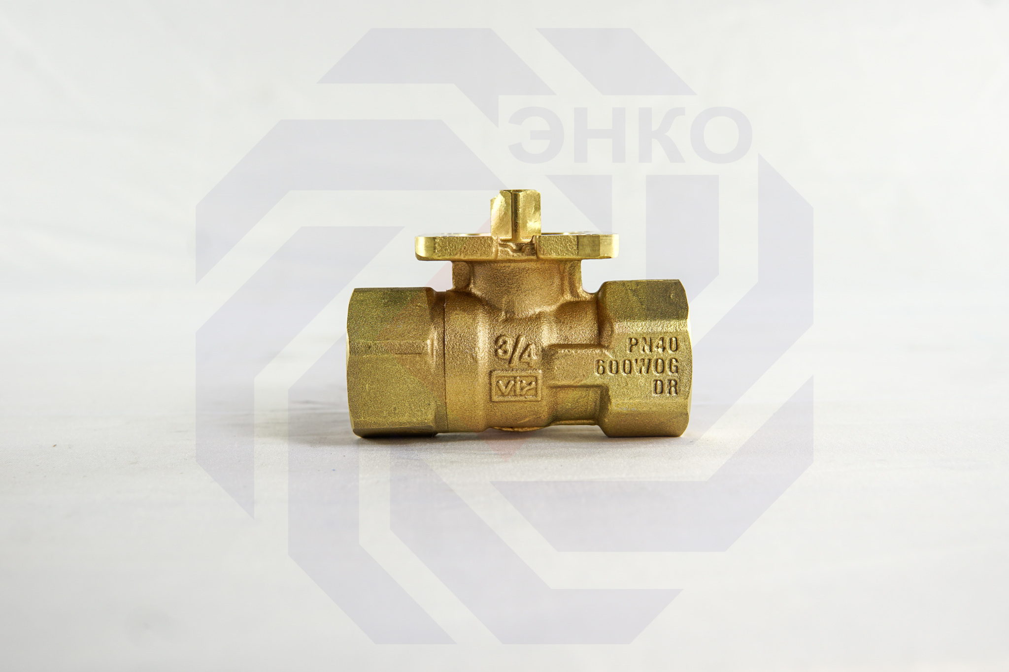 Клапан шаровой регулирующий SAUTER BKR DN 20