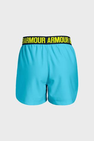 Детские голубые шорты Play Up Short Under Armour