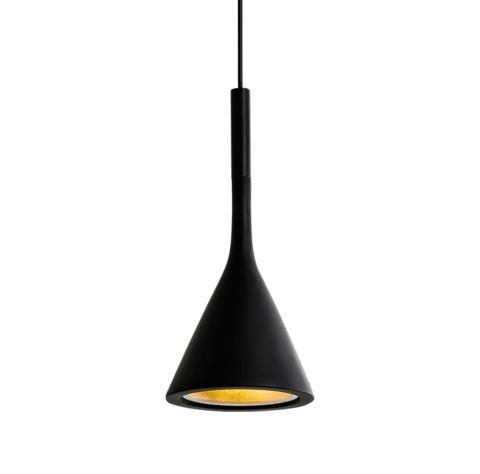 Подвесной светильник копия Aplomb by Foscarini (черный)