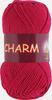 Пряжа Vita Charm 4192 (Красный мак)