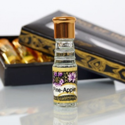Масло парфюмерное Ананас 2,5 мл