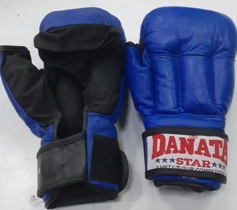 Перчатки рукоп.бой  кожа 12 унц (Дан) (31884)