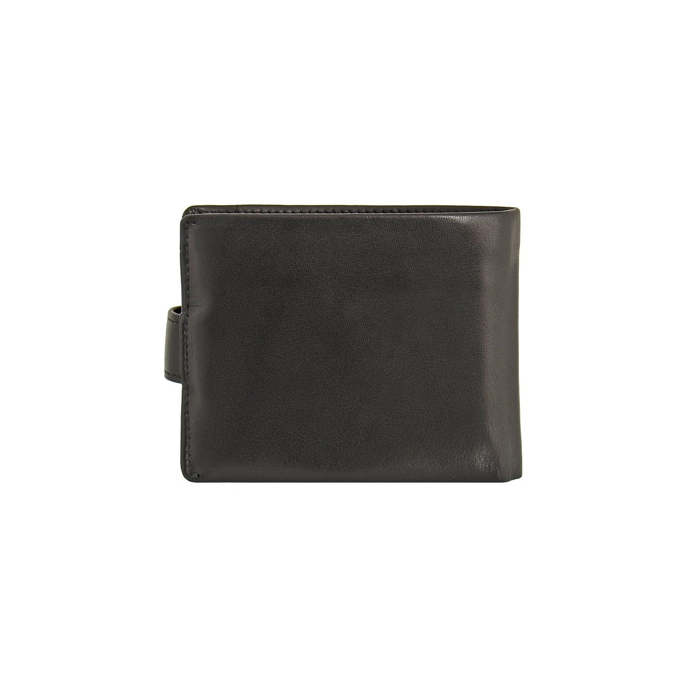 B123161R Preto - Портмоне с RFID защитой MP