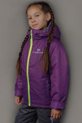 Утепленная куртка Nordski Jr. Motion Purple детская
