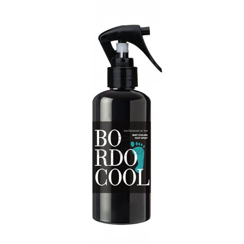Evas Bordo Cool Mint Cooling Foot Spray охлаждающий спрей для ног