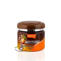 Маска для восстановления волос с маслом Макадамии, Lolane