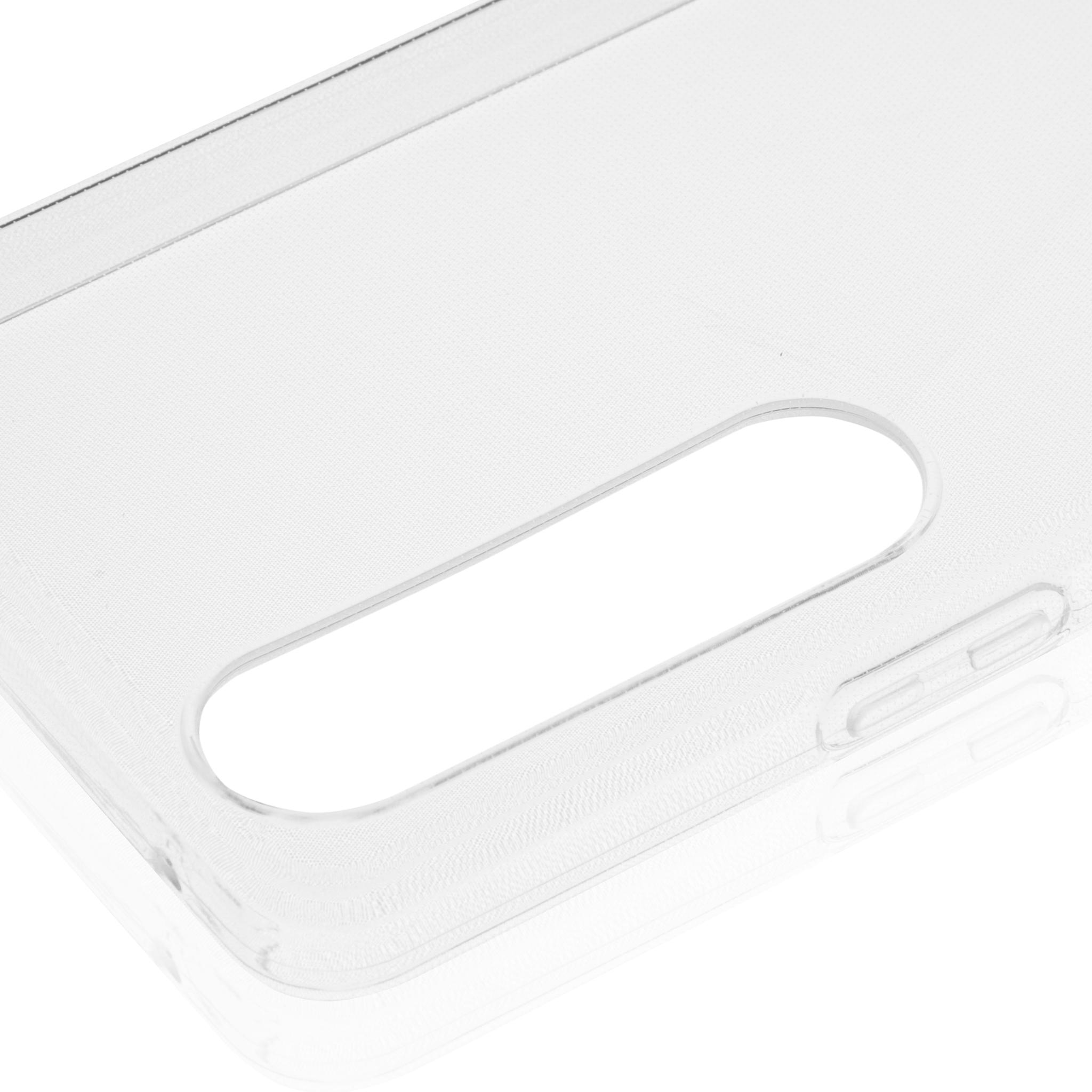 Прозрачный силиконовый чехол для Xperia 1 III купить в Sony Centre