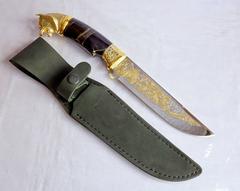 Нож дамасский