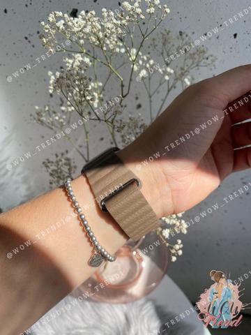 Ремешок Apple watch 42/44mm Leather Loop /brown/