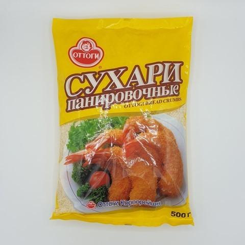 Панировочные сухари Корейские Оттоги OTTOGI, 500 гр