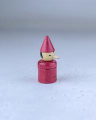 Ларчик под зубик Пиноккио, 1,5х5 см, Италия