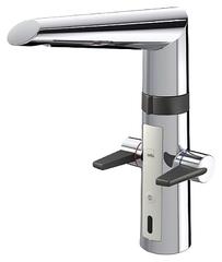 Смеситель для кухни с вентилем для посудомоечной/стиральной машины Oras Optima 2727F фото