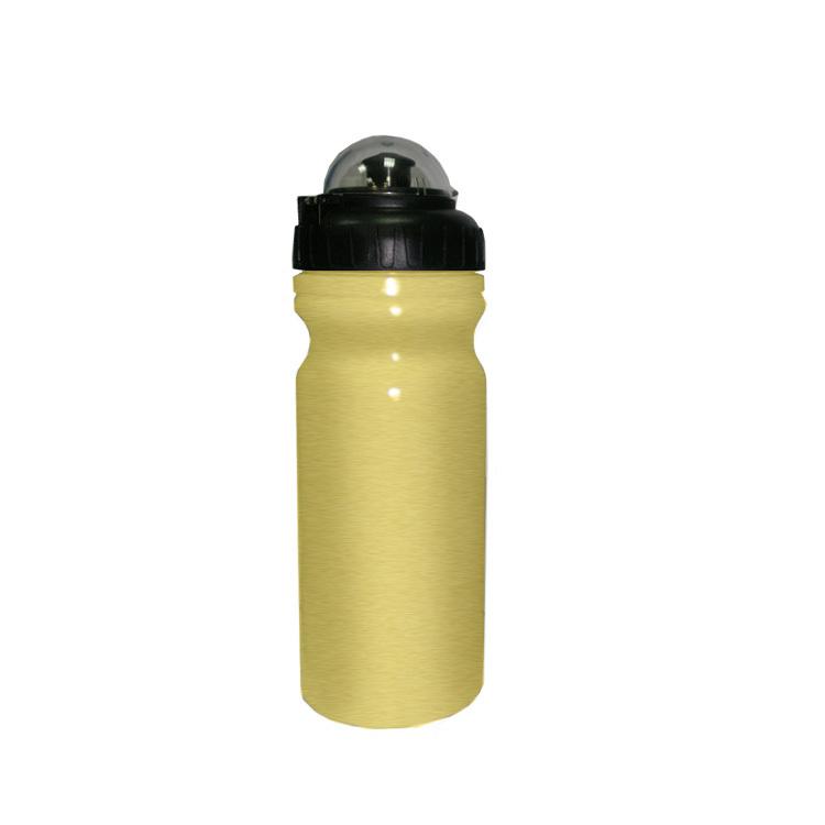 Велофляга CO-Union CB-1580 пластиковая золотая 0,65л