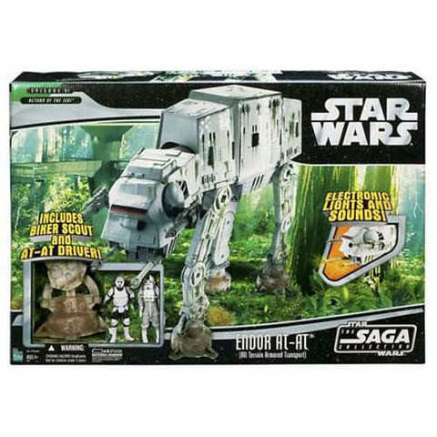 Star Wars Return of The Jedi Endor AT-AT