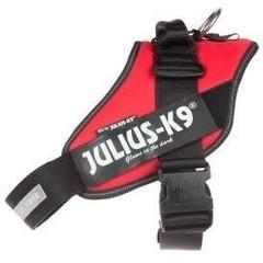 Шлейка для собак JULIUS-K9 IDC®-Powerharness 0 красный