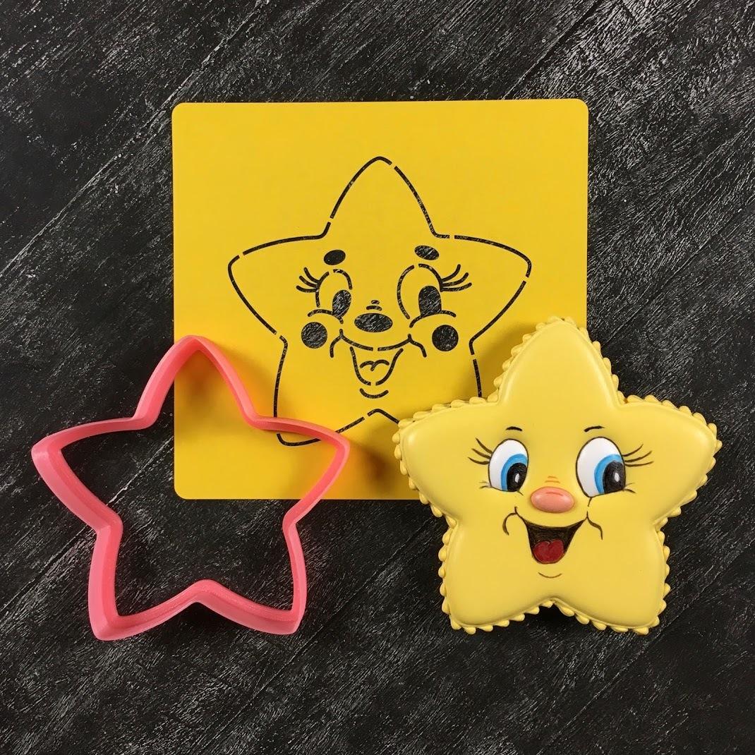 Звезда с улыбкой №1