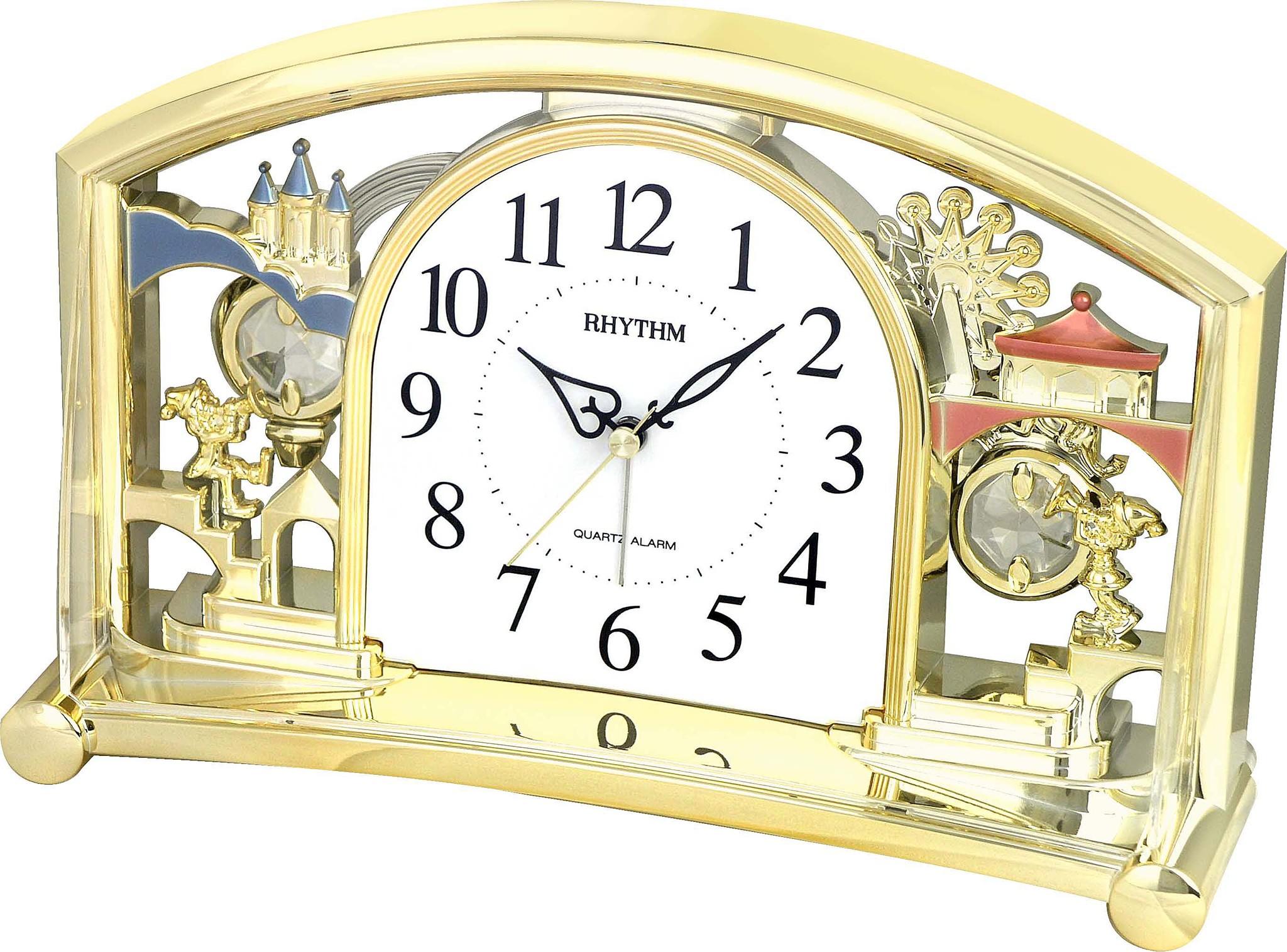 Настольные часы Rhythm 4SE535WT18