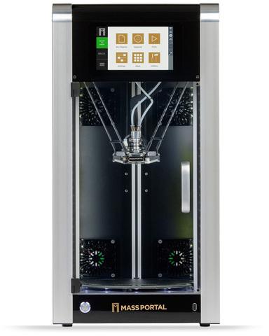 3D-принтер Massportal Pharaoh XD 20