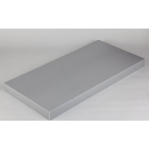 негорючая  акустическая панель ECHOTON FIREPROOF 100x50x7cm   серый