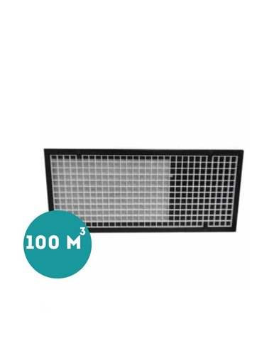 Бактерицидный рециркулятор ECOPORT 100 (100 м3)