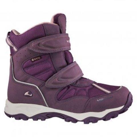 Viking Beito GTX Purple зимние ботинки для девочки
