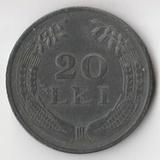 K8389, 1942, Румыния, 20 лей