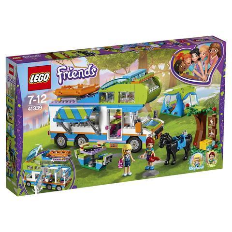 LEGO Friends: Дом на колёсах 41339 — Mia's Camper Van — Лего Френдз Друзья Подружки
