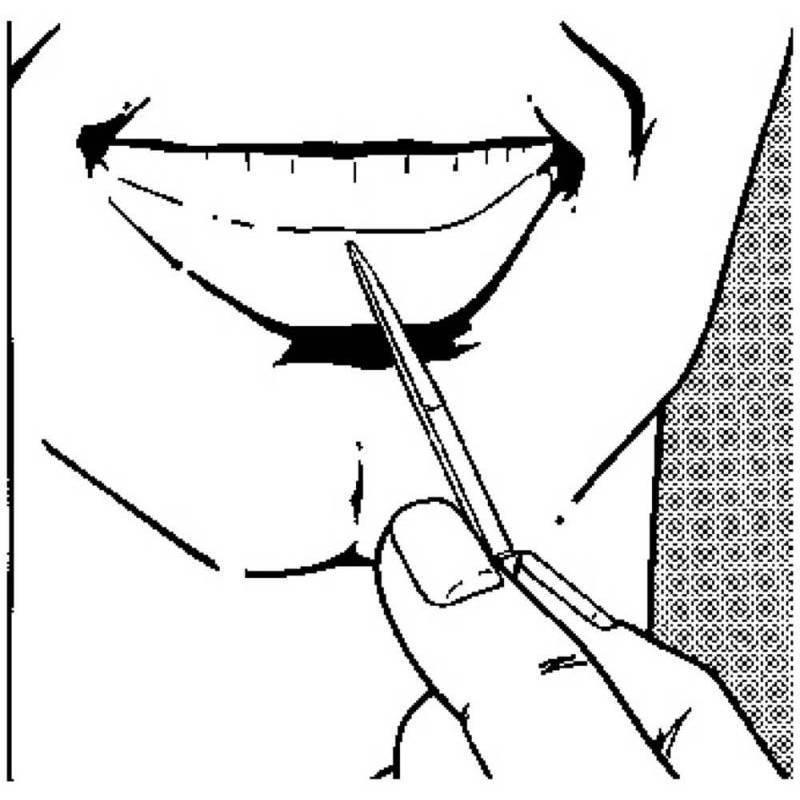 Зубочистка для ножей Victorinox 85, 91, 111, 130 мм. (A.3641) - Wenger-Victorinox.Ru