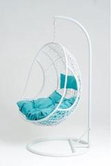 Подвесное кресло Lite New White