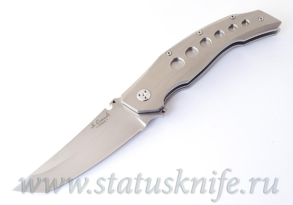 Нож Model 300 Sergio Consoli