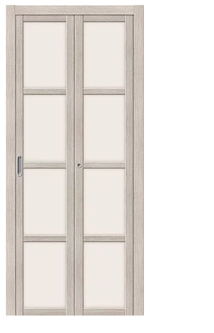Дверь складная Твигги V4