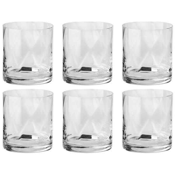 Набор стаканов для виски Krosno