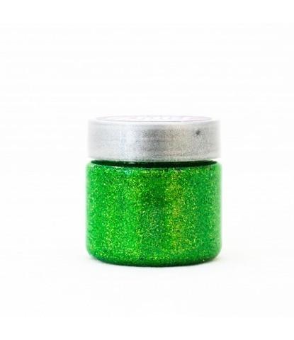 Блестки-краска Glitter Glaze Келли зеленые