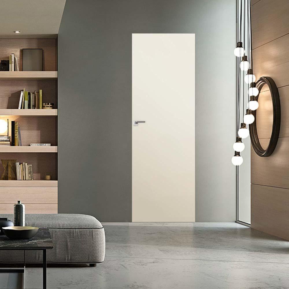 Скрытые двери Скрытая межкомнатная дверь Profil Doors 1E магнолия сатинат с алюминиевой кромкой и внешним открыванием sd-1e-magnoliya-dvertsov.jpg