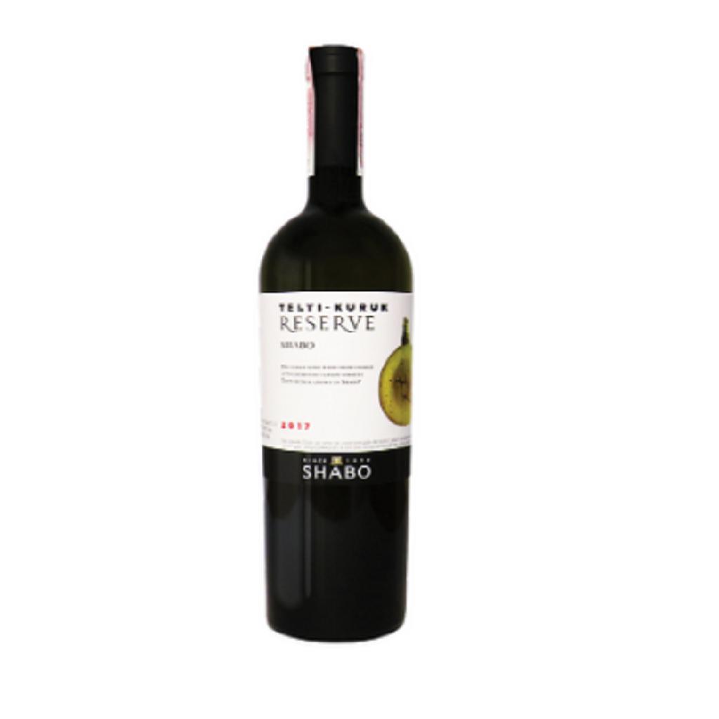 Вино Shabo Reserve Тельті-Курук
